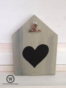 steigerhouten-memobord-hart-huis