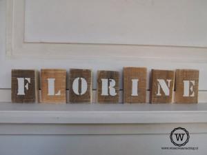 Coole Letters Babykamer : Kinderkamer tip houten letters in de kinderkamer versieren with