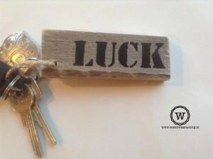 sleutelhanger-luck