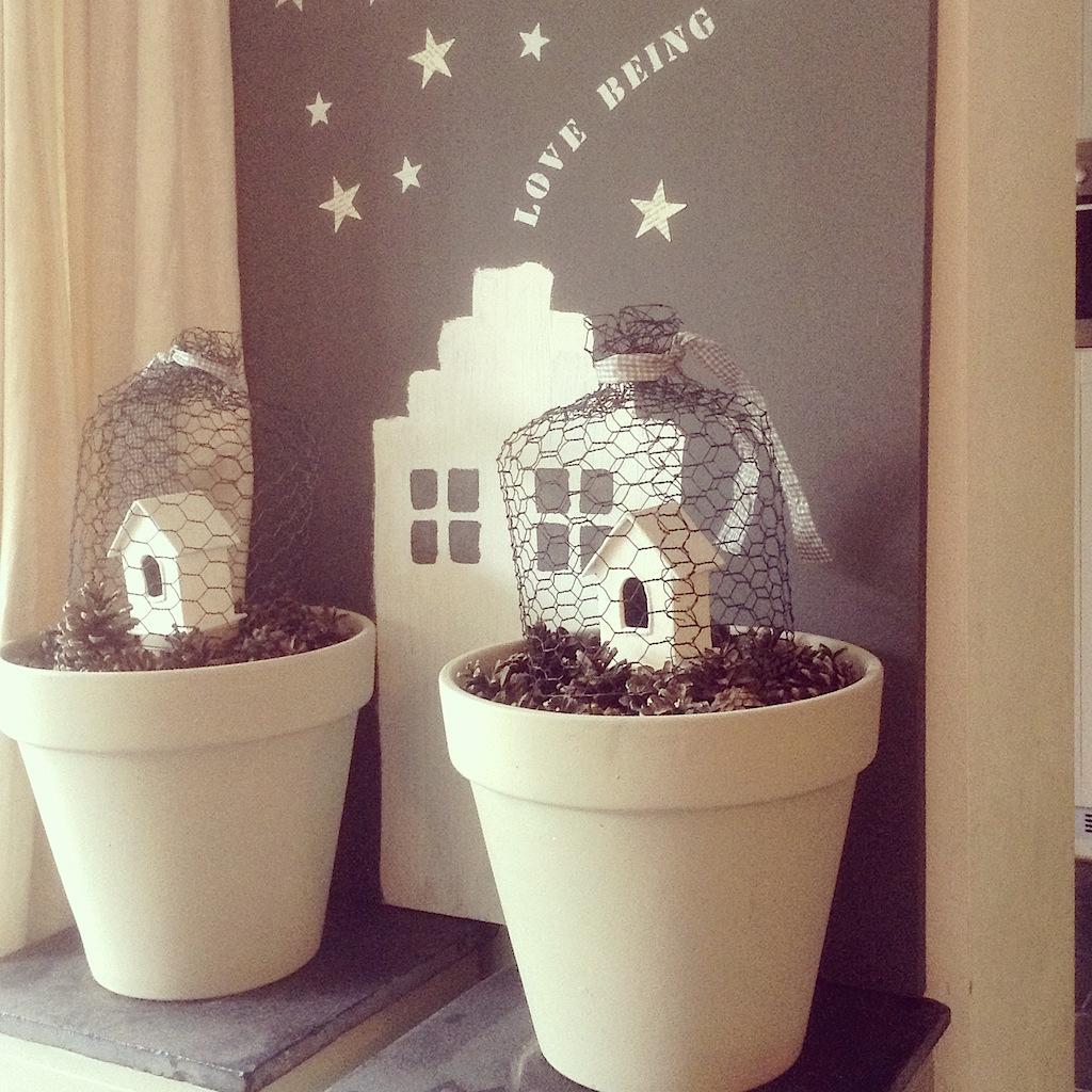 Sinterklaassfeer in huis mamaplaats for Zelf decoratie maken