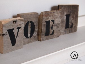 letters-hout-voel