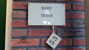 naambord-huisnummerlabel