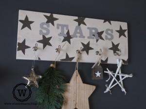kapstok-sterren-kerst
