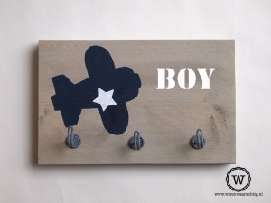 kapstok-vliegtuig-ster-boy