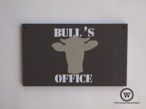 voordeur-bord-bedrijf-bull