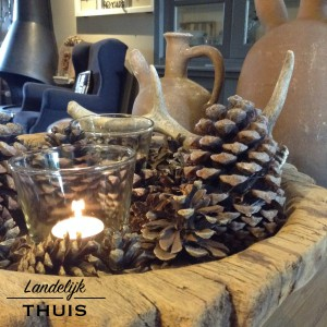 Wis en waarachtig blog archive herfstsfeer in huis for Decoratie herfst