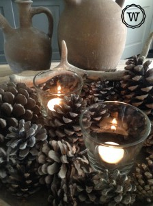 Wis en waarachtig blog archive herfstsfeer in huis for Herfst decoratie