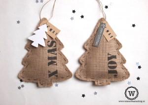 kerstdecoratie-jute