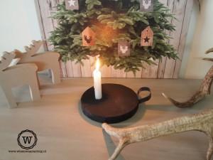 kerstdecoratie-kandelaar
