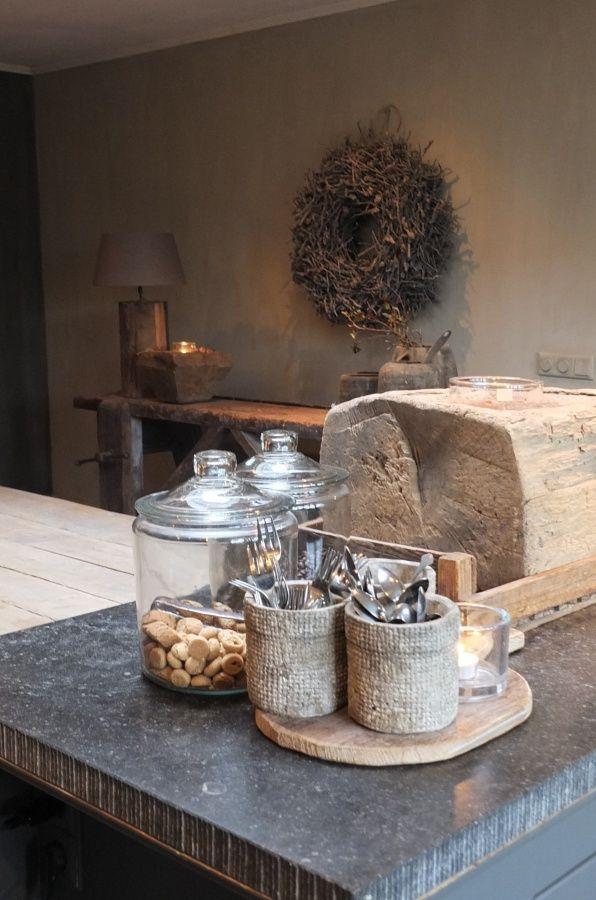 Wis en waarachtig creatieve ideeen - Decoratie hal huis ...
