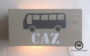 lamp bus naam