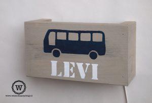 wandlamp-steigerhout-blauwe-bus
